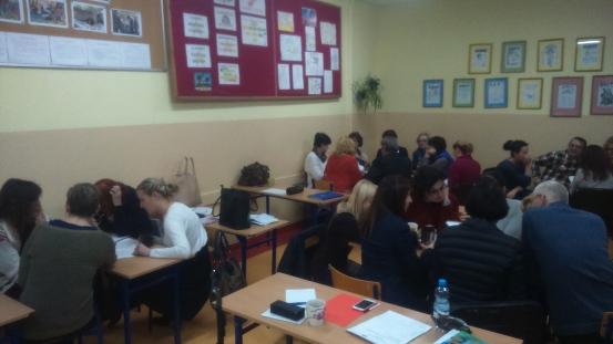 Warsztaty z pisania wniosków o granty i dotacje